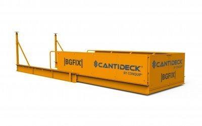 BG Fix - CantiDeck SUP